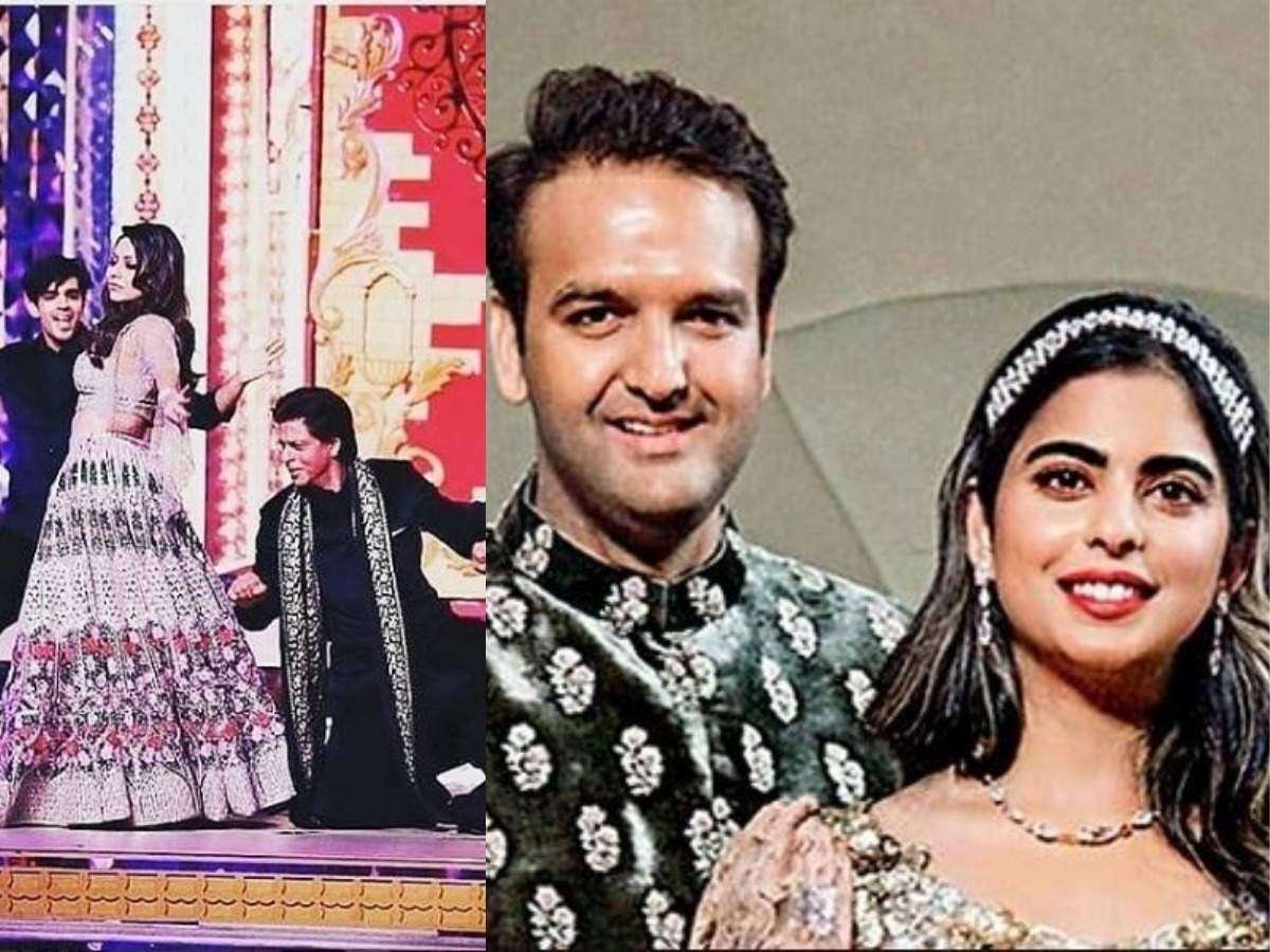 Isha Ambani and Anand Piramal's pre-wedding party in Udaipur was one star-studded affair and here's proof!