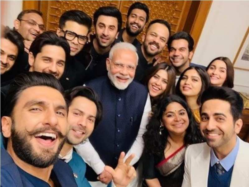All you need to know about GenX Bollywood stars' meet up with PM Narendra Modi