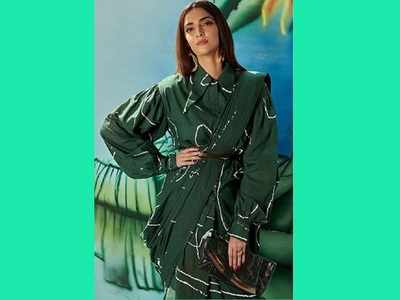 Sonam Kapoor Is Slaying In A Power Suit Like A Boss Lady