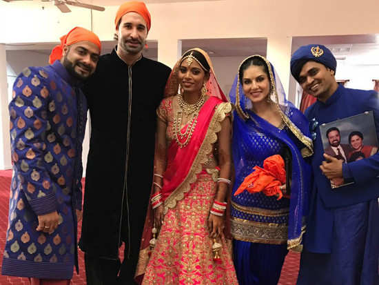 Sunny Leone Married Abhay Deol