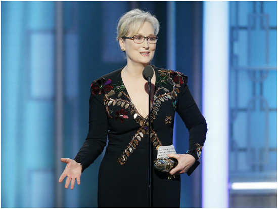Meryl Streep: Take your broken heart and make it into art!