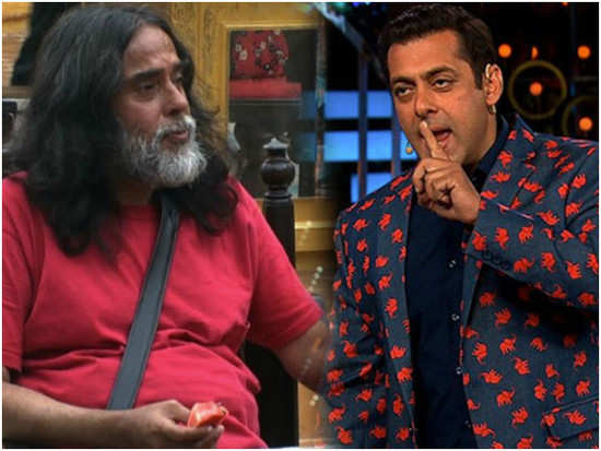 Bigg Boss 10: Swami Om claims to have 'slapped' Salman Khan