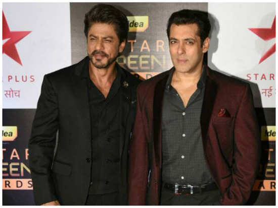Shah Rukh Khan: I can't compete with Salman at the box office