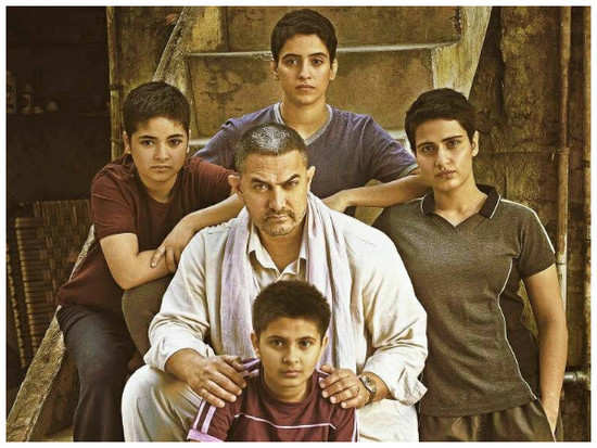 Aamir thanks the audience for owning 'Dangal'!