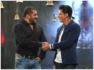 Shah Rukh Khan to make a cameo in Salman's 'Tubelight'!