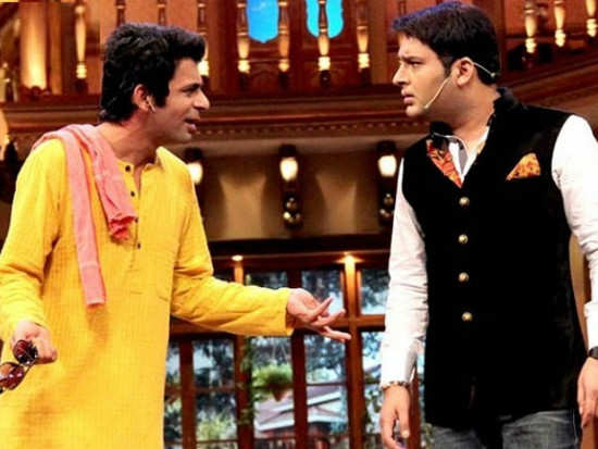 Kapil Sharma opens up about his fallout with Sunil Grover