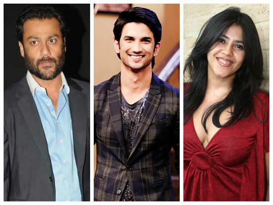 Sushant Singh Rajput to reunite with Abhishek Kapoor and Ekta Kapoor for a film?
