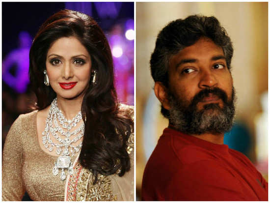 Sridevi: I was shocked and hurt by Rajamouli's interview