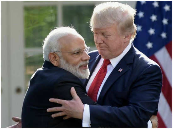 11 hilarious memes about Narendra Modi's meeting with Donald Trump