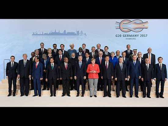 Twitterati hilariously meme pictures from G20 summit 2017