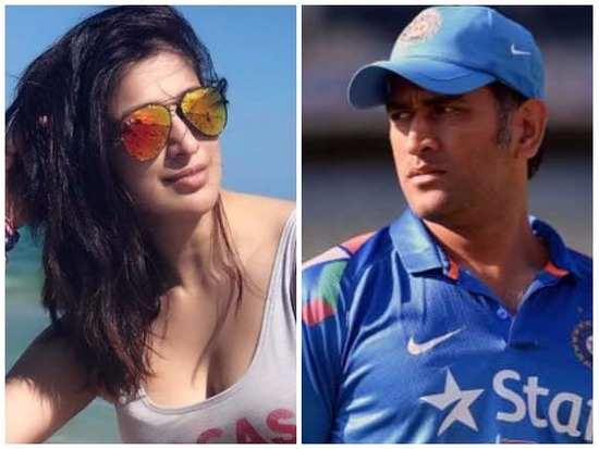 Did you know? 'Julie 2' actress Raai Laxmi has dated MS Dhoni