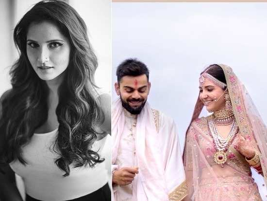 virushka: Sania Mirza on Virushka's wedding: High profile