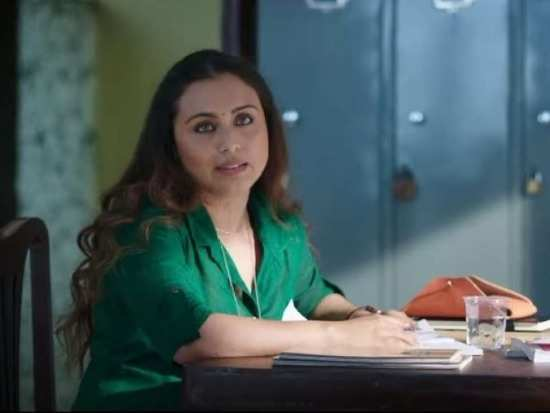 Brad Cohen finds Rani Mukerji to be apt for 'Hichki'