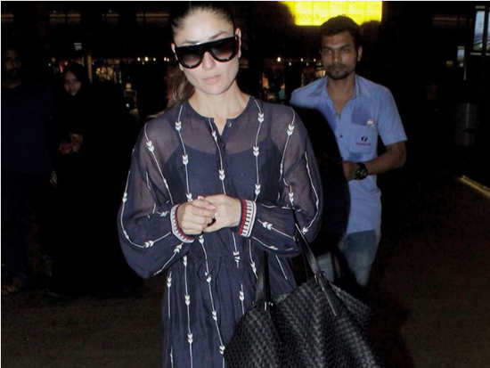 42f8a5b8fa Kareena Kapoor Khan has always admitted to wearing what makes her  comfortable. And while she does just that