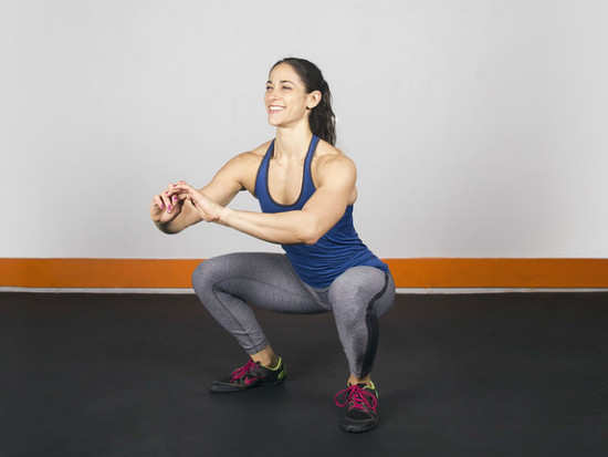 Squats are the king of exercises for weight loss, say