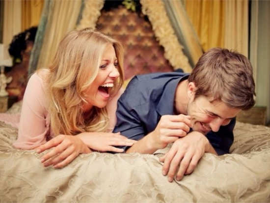 Here's why humour can make or break a romantic relationship
