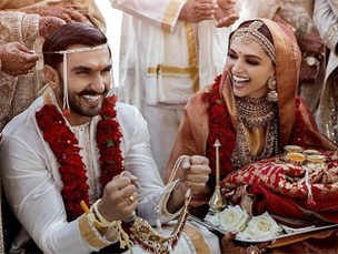 Here's how B-Town showered their love on the newly-weds, Deepika and Ranveer!