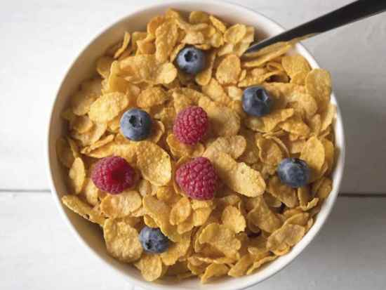 Breakfast cereal won't help you lose weight. Here's why