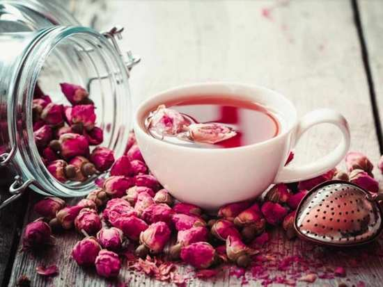 Did you know rose tea could make you lose weight faster