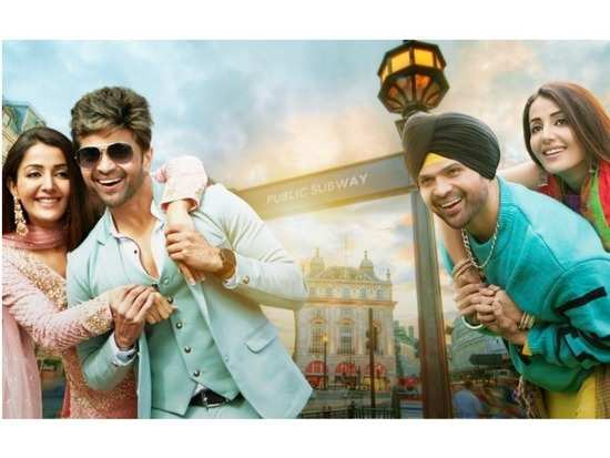 The big musical teaser of Himesh's film Happy Hardy and Heer