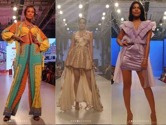 Day 1 of the Bombay Times Fashion Week has kicked off to a great start!