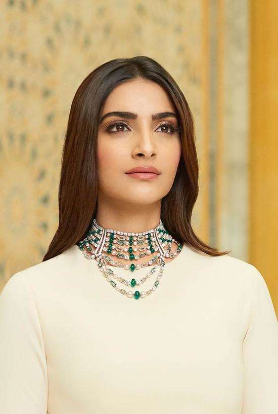 Sonam Kapoor roped in to be the face of Jannah High Jewelry Collection